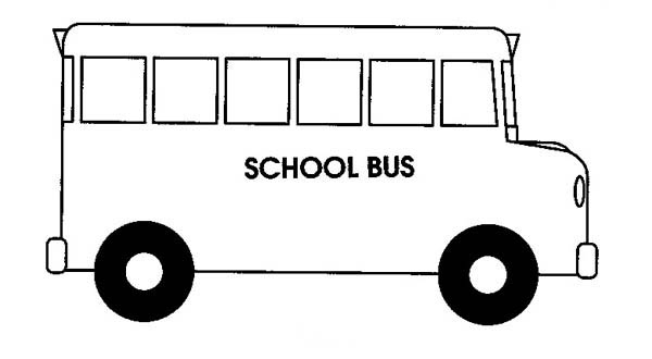 Colorings drawing school bus coloring for School bus coloring page
